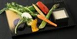 鉄板焼 野菜