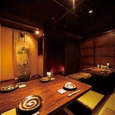 ◆多彩な料理が味わえる居酒屋