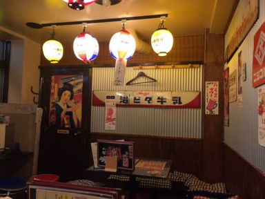 東京串揚げ 串道場平和島  店内の画像