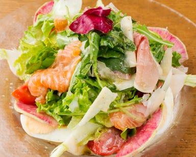 OTTIMO Seafood garden 上野の森さくらテラス店 メニューの画像