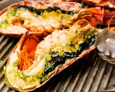 OTTIMO Seafood garden 上野の森さくらテラス店 こだわりの画像