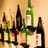 ・日本酒は常時20種類以上あるのでお気に入りの一品わお探しください!
