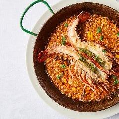 一晩一組限定レストラン スペイン料理 ISABELA(イサベラ)