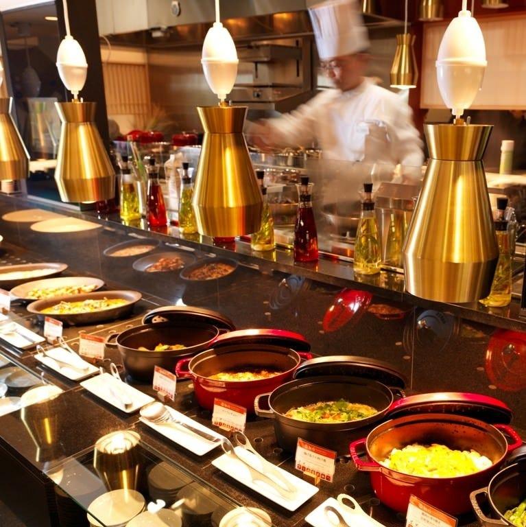 Tsuruga Buffet Dining Sapporo