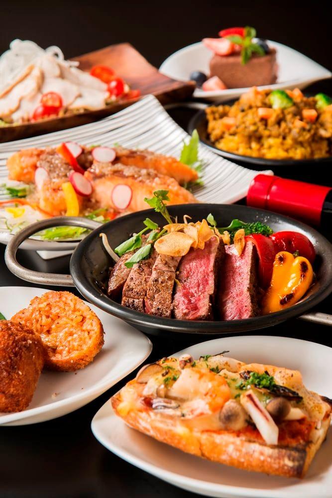 ◆各種ご宴会に最適なコース料理