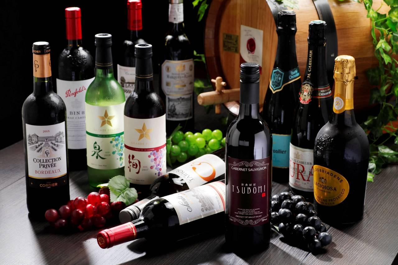 ◆輸入元から直接仕入れるワイン