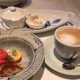 ナポリ産「キンボ」コーヒー、紅茶、ハーブティーなど
