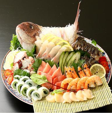 天ぷらと刺身 六角や  こだわりの画像