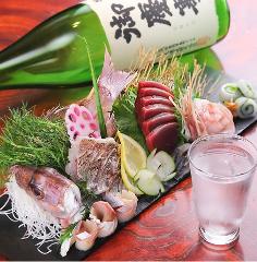 天ぷらと刺身 六角や