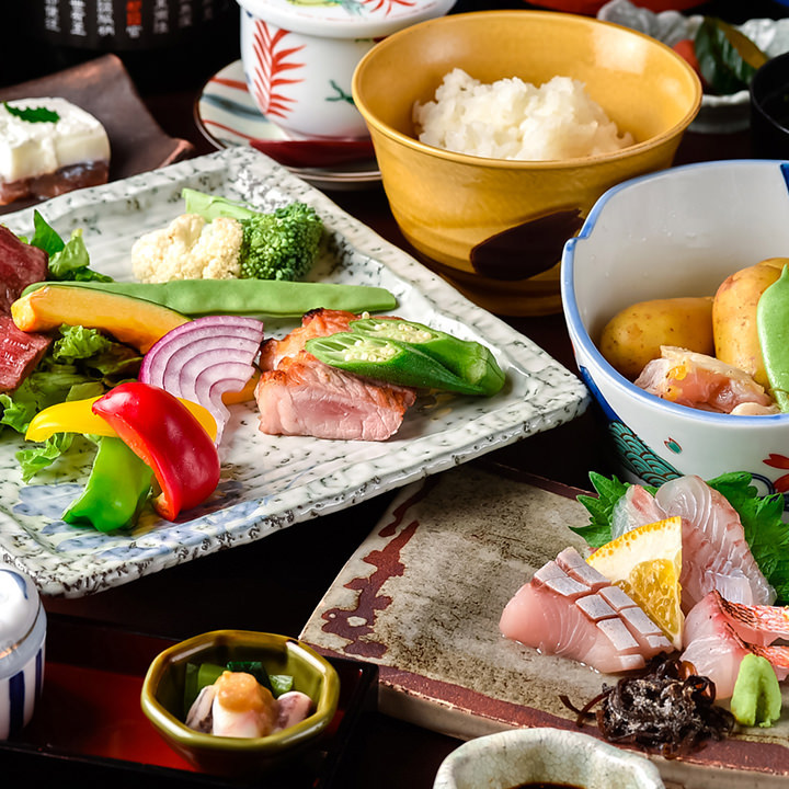 糸島ブランド肉コース <全9品> 宴会・飲み会