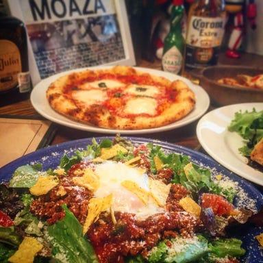 PIZZA&TACORICE MOAZA2(モアザ)  こだわりの画像