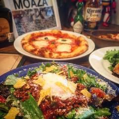 PIZZA&TACORICE MOAZA2(モアザ)