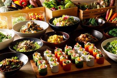 ALL DAY DINING LOUNGE/BAR Primrose  メニューの画像