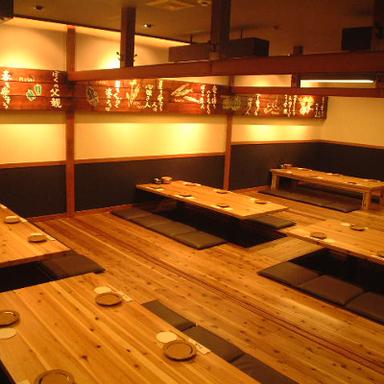 鉄板ダイニング 向日葵  店内の画像