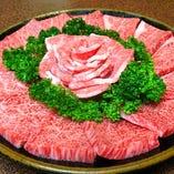 極上のお肉を種類豊富にご用意しております!