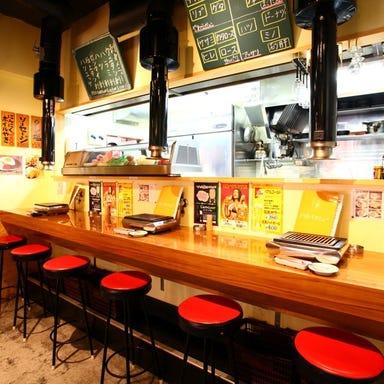 焼肉酒場 よんちゃん  店内の画像