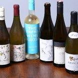 種類豊富なスペイン産ワインを中心に取り揃えています