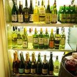 カジュアルにたのしめるワインを多数ご用意!300円(税抜)~