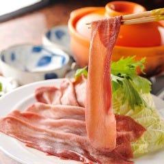 地場旬菜と牛タン 豆千代