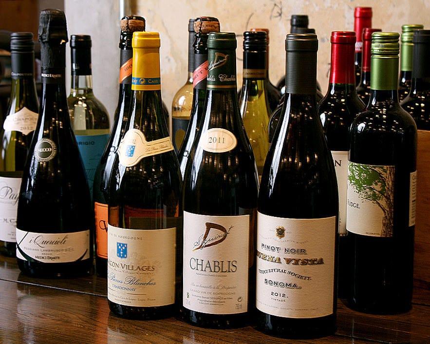 厳選!世界のワイン