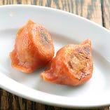 トマト餃子