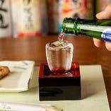 [通好みの厳選地酒] 燗上がりする純米酒を中心に美酒のみ厳選