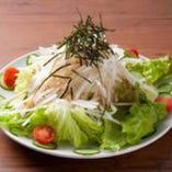 大根サラダ(ゴマドレ or 和風ドレ)