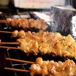 テイクアウトは大人気!今晩のおかずに美味しい串焼きはいかがですか?