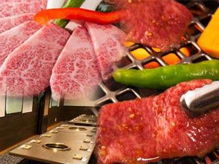 蕨 千山閣 焼肉