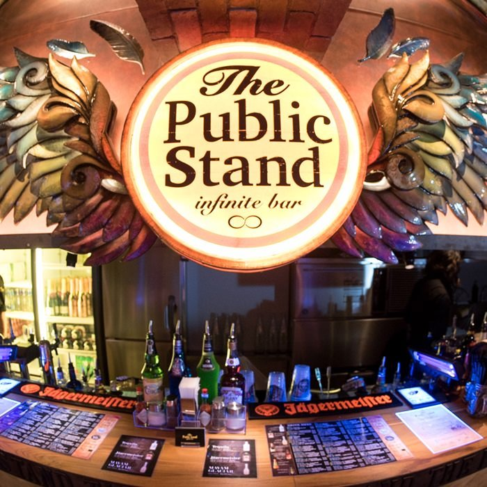 The Public stand 渋谷店
