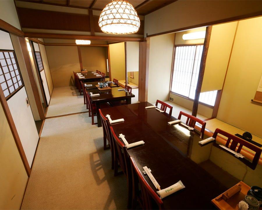 閑静な住宅街に佇む、神田きくかわ 上質な時間をお約束します