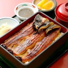 ◆きくかわ伝統の江戸前鰻料理