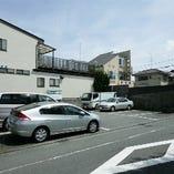 神田きくかわ駐車場(8台)