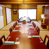 【椿 / 辛夷】2階テーブル個室(16名~22名様迄)