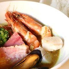 札幌スタイルのスープカレー syukur 自由が丘店