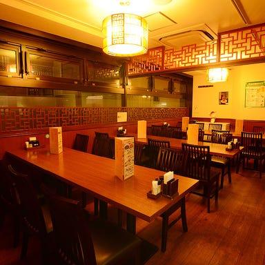 中華居酒屋 麒麟宴 市ヶ谷 店内の画像