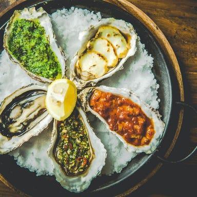 Oyster Bar SALT MODERATE  メニューの画像