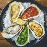 焼牡蠣&グリルオイスター