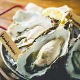 北海道の焼牡蠣3種食べ比べ