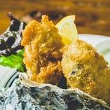 プレミアム牡蠣フライ