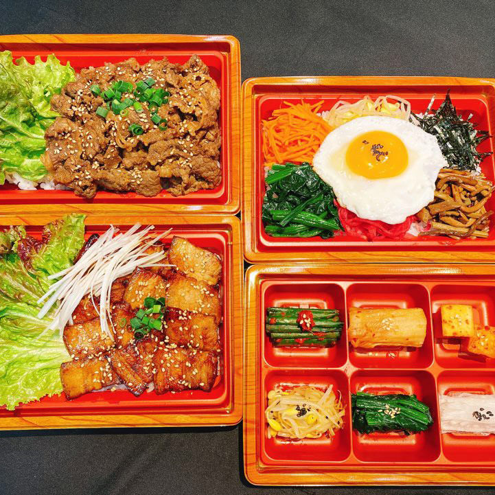 予約販売で継続決定! 韓日館の絶品、焼肉弁当