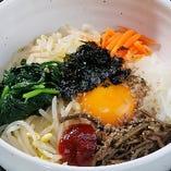 ビビンバ(Mixed Rice)