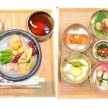 スタミナサムゲタン御膳(7種おかず付き)