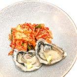 牡蠣コッチョリ