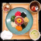 六色ビビンバ御膳(7種おかず付き)