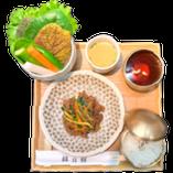プルコギサムパ御膳(7種おかず付き)