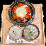 タッカルビ御膳(7種おかず付き)