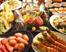 季節で変わる宴会コース 飲み放題3H