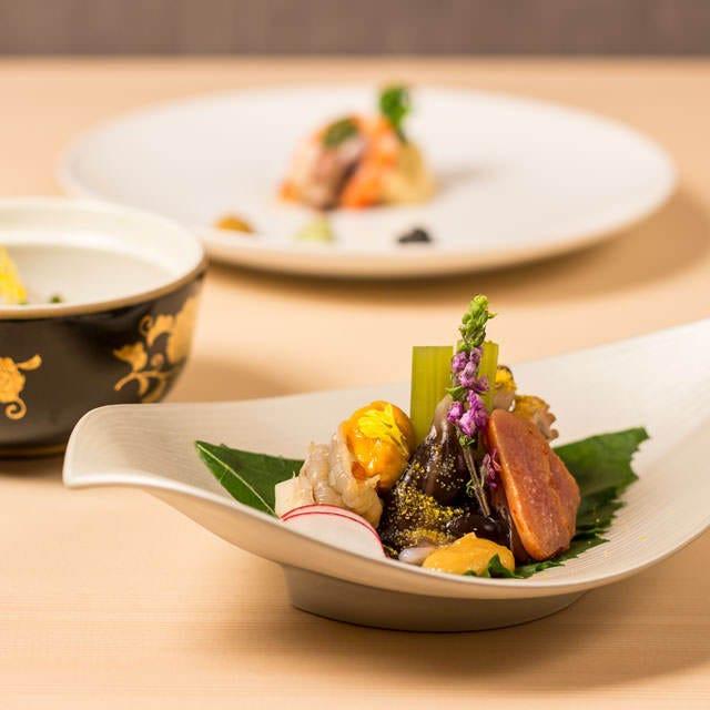 寿司だけでなくその他の一品料理もこだわっております。