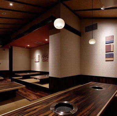 焼肉 平城苑 松戸店  店内の画像